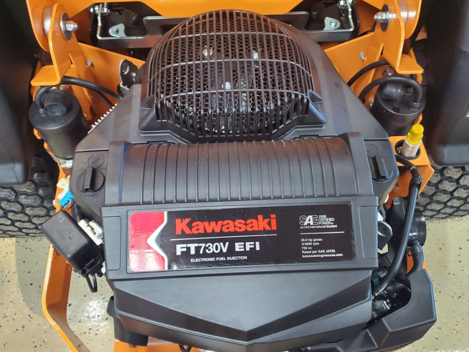 Tiger Cat II 25hp Kawasaki EFI Engine Option